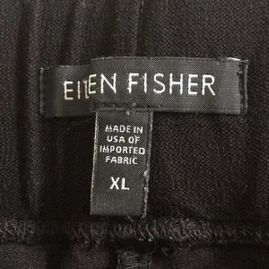 Eileen Fisher Pants - Eileen Fisher black palazzo pants, size XL